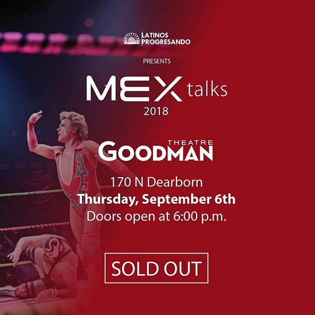It's official: MEX talks 2018 is now SOLD OUT! Thank you for showing such overwhelming support for such an important program–we can't wait to see everyone on September 6th! – If you didn't get the chance to get a ticket, don't worry; we will be broadcasting over Facebook Live. #MEXtalks – NOTE: There will not be tickets available for sale at the door, and only ticket-holding guests will be permitted. THANK YOU!