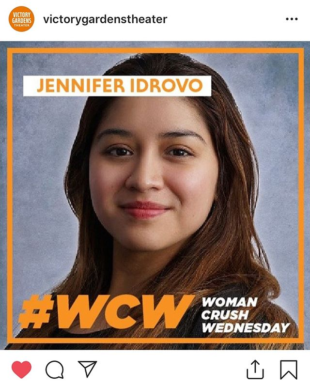 Thank you @victorygardenstheater for shining a special light on our Neighborhood Network Director, Jennifer Idrovo, this week! We are honored and proud to have her be part of our family. #WCW #Dare21nspire #Success #AtreveteaInspirar