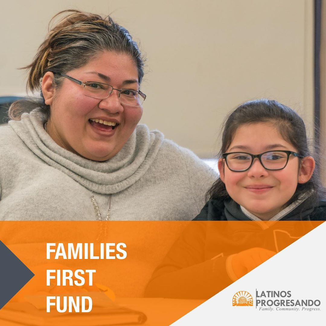 Support immigrant families, including those experiencing domestic violence through the #FamiliesFirst Fund. All donations through May 31st are being matched up to $20,000! Donate now at https://bit.ly/2KMVZgl